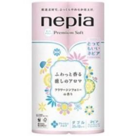 王子ネピア nepia(ネピア) プレミアムソフト トイレットペーパーフラワーシンフォニーの香り