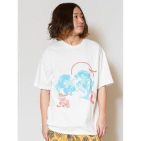 [マルイ] 【チャイハネ】カラベラメンズTシャツ/チャイハネ(CAYHANE)