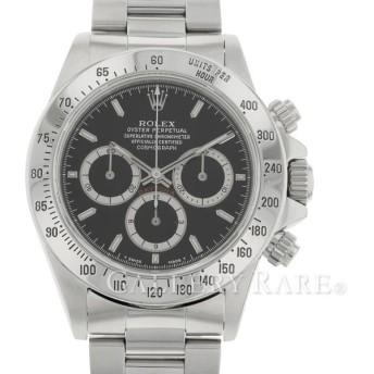 ロレックス コスモグラフ デイトナ S番 16520 ROLEX 腕時計 ウォッチ 黒文字盤 ブラウンアイ 逆6