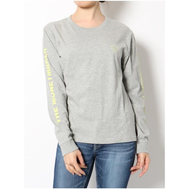 ジェイダ GYDA THEMONEYMAKERロングTシャツ (グレー)