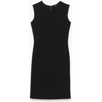 【Theory】Union Knit Fitted SL Dress