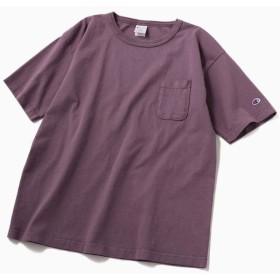 【シップス/SHIPS】 Champion: ガーメントダイ ポケット Tシャツ <MADE IN USA/T1011>