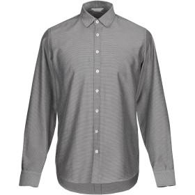 《期間限定セール開催中!》SSEINSE メンズ シャツ グレー M コットン 80% / ポリエステル 20%