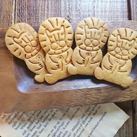 マクロビ豆乳クッキー