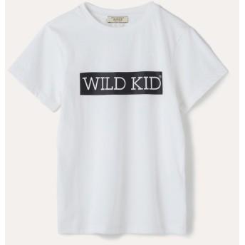 AIGLE キッズ・ベビー キッズ・ベビー 『WILD KID』Tシャツ ZTJI906 white (004) キッズウェア