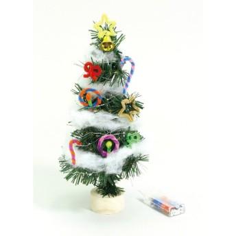 アーテック クリスマスツリー作り(イルミネーションライト付) 55875