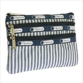 レスポートサック バッグ ポーチ LESPORTSAC Rectangular Cosmetic 7158  D347    比較対象価格 3,849円