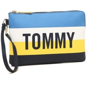 TOMMY HILFIGER トミーヒルフィガー リストレット クラッチバッグ W86948058