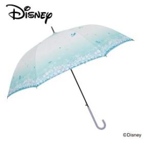 LINEDROPS(ラインドロップス)/雨傘【ディズニー】(雨晴兼用/ジャンプ長傘/UVカット率90%以上/グラスファイバー骨)