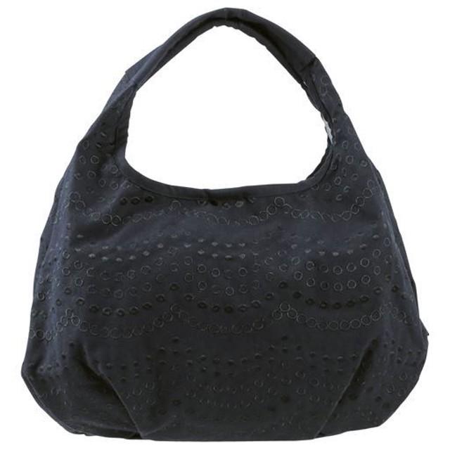 20%OFF波柄バッグ - セシール ■カラー:ブラック系