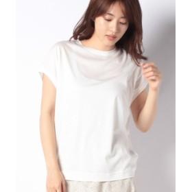(Mystrada/マイストラーダ)【VERY9月号掲載】ゆるTシャツ/レディース ホワイト