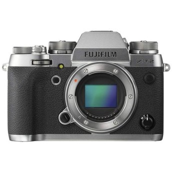 【中古】FUJIFILM デジタルミラーレス一眼カメラ X-T2 Graphite Silver Edition