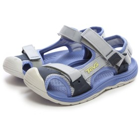 テバ TEVA atmos HURRICANE TOE PRO W's(GRAY/PURPLE)