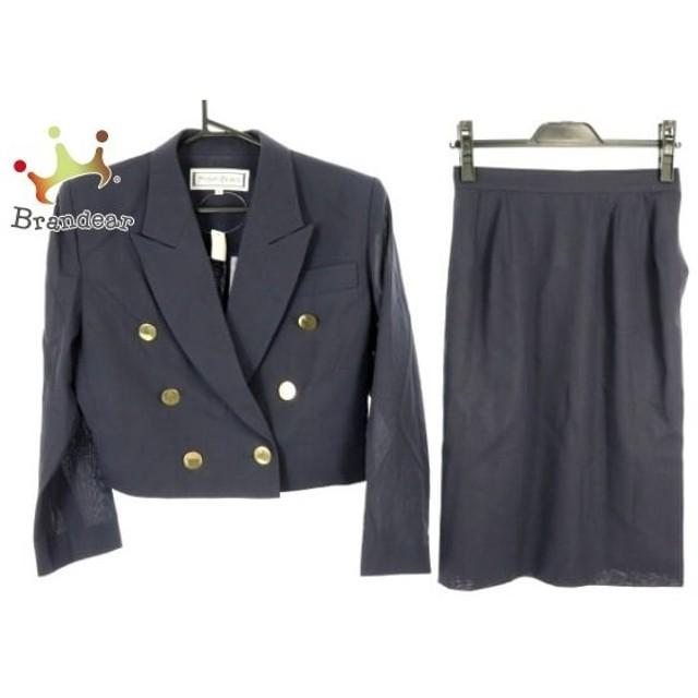 classic fit 4890f 0a0d6 イヴサンローラン YvesSaintLaurent スカートスーツ サイズM ...