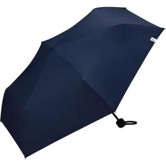 ベーシック晴雨兼用折りたたみ傘 ネイビー