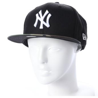ニューエラ NEW ERA 帽子 キャップ メンズ レディース 9FIFTY ブラック 11433953