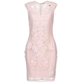 《セール開催中》LIU JO レディース ミニワンピース&ドレス ライトピンク 40 ナイロン 100% / ポリエステル / ポリウレタン