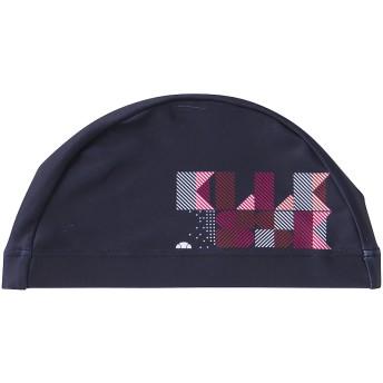 SLASH LOGO SWIM CAP Ellesse (エレッセ) ESC0825 NB NVY