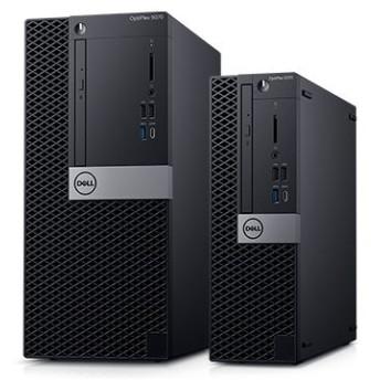 【Dell】New OptiPlex5070 スモールシャーシ プレミアムモデル(大容量HDD、モニター付) New OptiPlex5070 スモールシャーシ プレミアムモデル(大容量HDD、モニター付)