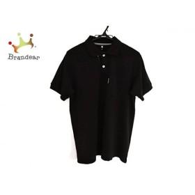 モンベル mont-bell 半袖ポロシャツ サイズM メンズ 美品 黒   スペシャル特価 20190921