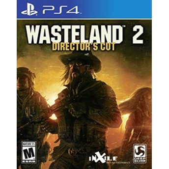 Wasteland 2 Director's Cut (輸入版:北米) - PS4