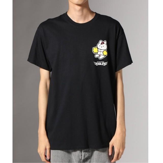 [マルイ] メンズTシャツ(東北楽天ゴールデンイーグルス × きっこうちゃん ボンボンキッコウチャンTシャツ)/ジャーナルスタンダード(メンズ)(JOURNAL STANDARD MEN'S)