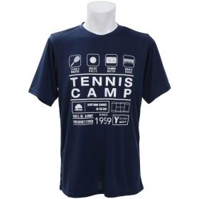 TENNIS CAMP TEE Ellesse (エレッセ) EM19102 NY NVY