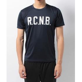 R.C.N.B. ベーシック RUN クルーネックTシャツ Number (ナンバー) NB-S17-302-091 NVY