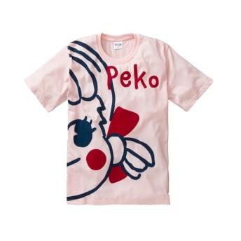 Peko(ペコ) BIGプリント半袖Tシャツ Tシャツ・カットソー