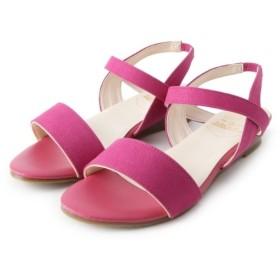 [マルイ] <日本製>歩きやすくて、汚れにくい 優秀サンダル/ピンクアドベ(pink adobe)