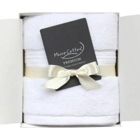 Micro Cotton マイクロコットン プレミアムフェイスタオル