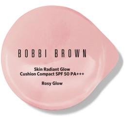 BOBBI BROWN ボビイ ブラウン スキン ラディアント グロウ クッション コンパクト SPF 50 (PA+++) リフィル 01 ロージーグロウ レディース