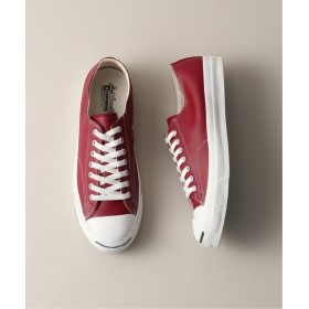 JOURNAL STANDARD CONVERSE/ コンバーズ : LEATHER JACK PURCELL RH レッド B 28
