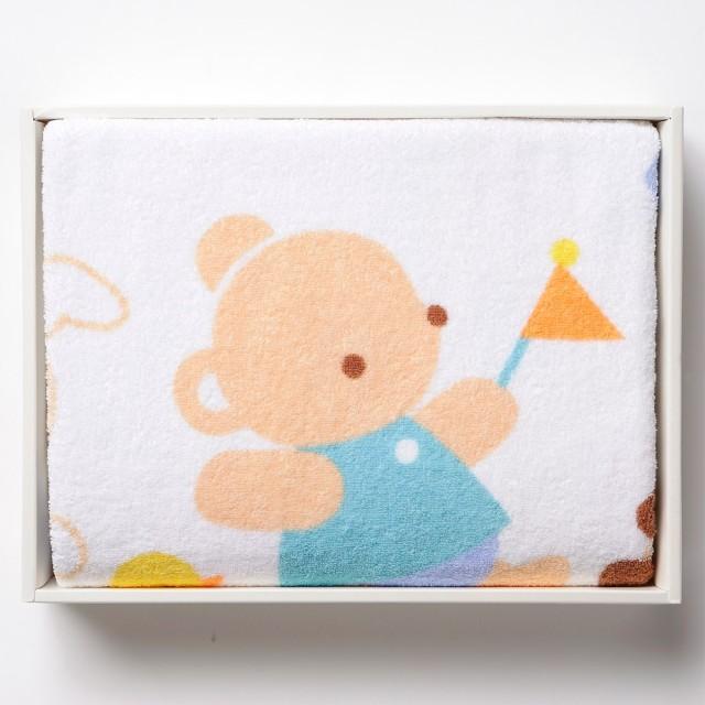 familiar ファミリア タオルケット(150455)(BOX付) キッズ【出産のお祝いに】