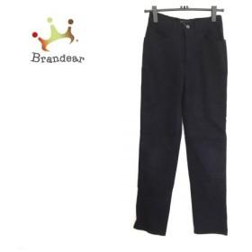 フェンディ FENDI jeans パンツ サイズ30 XS レディース ダークネイビー   スペシャル特価 20190825