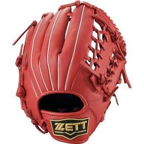 JR ナンシキグラブ ZETT (ゼット) BJGB72950-6400LH RED