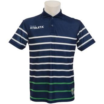 ボーダーポロシャツ ATHLETA(アスレタ) 03326 NVY
