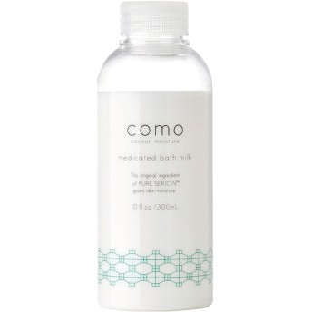 comoace コモエース化粧品 コクーンモイスチュア 薬用バスミルク (医薬部外品) レディース