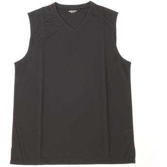 ノースリーブインナーシャツ s.a.gear (エスエーギア) SA-Y16-103-012 BLK