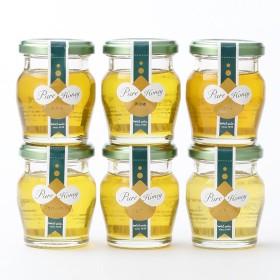 miel mie ミールミィ 国産蜂蜜食べ比べセット【出産内祝いに】