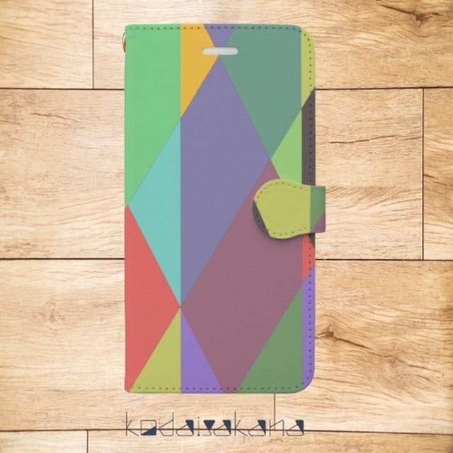 815e9ad579 カラフル【手帳型iPhoneケース】 通販 LINEポイント最大1.0%GET | LINE ...
