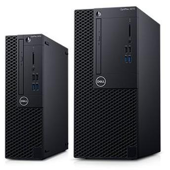 【Dell】New OptiPlex3070 スモールシャーシ ベーシックモデル(大容量HDD)
