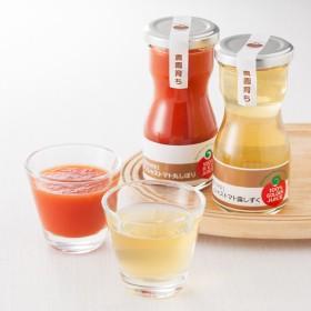 デリシャスファーム デリシャストマトジュース紅白8本セット【内祝い/お礼の品に】
