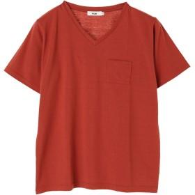【6,000円(税込)以上のお買物で全国送料無料。】VネックTシャツ