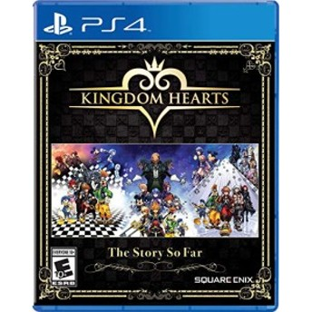 Kingdom Hearts The Story So Far (輸入版:北米) - PS4
