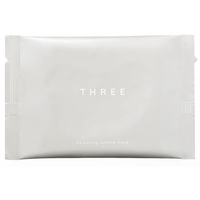 THREE スリー THREE バランシング アウトラインマスク レディース