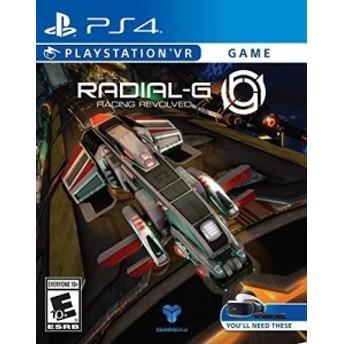 Radial-G: Racing Revolved (輸入版:北米) - PS4