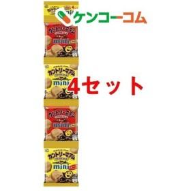 カントリーマアムミニ バニラ 4連 ( 90g4セット )/ カントリーマアム