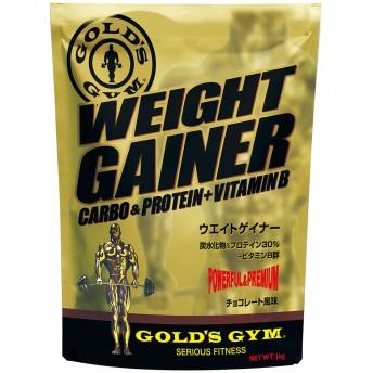 GOLD'SGYM ゴールドジム ウエイトゲイナー チョコレート風味 1kg