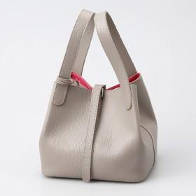 Les sacs Adam1980 ボックス トートバッグ